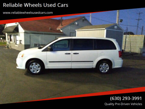 2011 Dodge Grand Caravan for sale at Reliable Wheels Used Cars in West Chicago IL