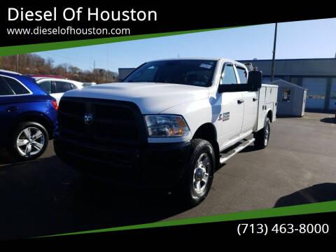 2015 RAM Ram Pickup 3500 for sale at Diesel Of Houston in Houston TX