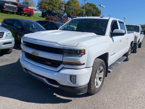 2017 Chevrolet Silverado 1500 for sale at Ball Pre-owned Auto in Terra Alta WV