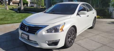 2015 Nissan Altima for sale at Top Motors in San Jose CA