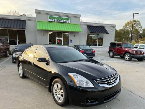 2011 Nissan Altima for sale at Cross Motor Group in Rock Hill SC