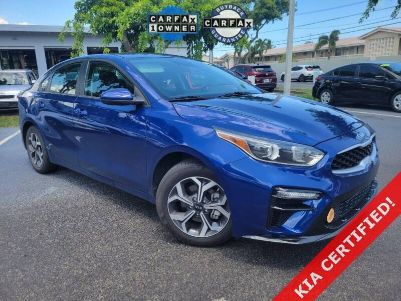 2019 Kia Forte for sale in Lighthouse Point, FL