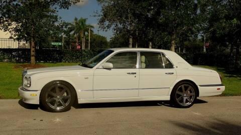 2003 Bentley Arnage for sale at Premier Luxury Cars in Oakland Park FL