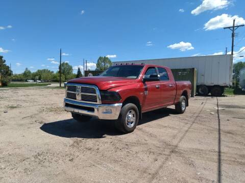 2010 Dodge Ram Pickup 2500 for sale at DK Super Cars in Cheyenne WY