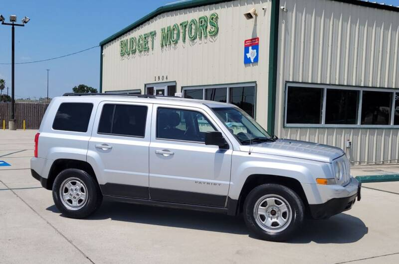 2011 Jeep Patriot for sale at Budget Motors in Aransas Pass TX