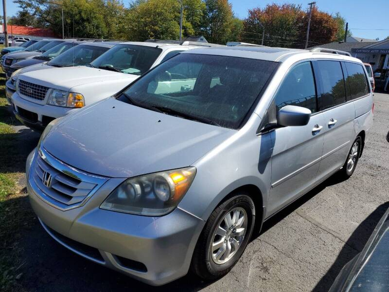 2010 Honda Odyssey for sale at Cartraxx Auto Sales in Owensboro KY