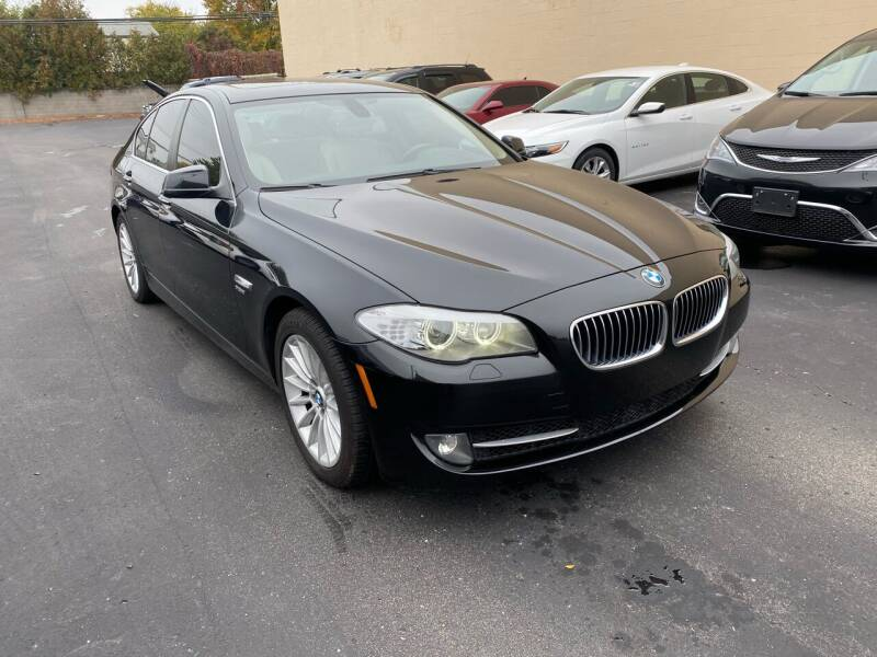 2011 BMW 5 Series for sale at My Town Auto Sales in Madison Heights MI