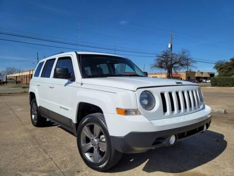 2016 Jeep Patriot for sale at A & J Enterprises in Dallas TX