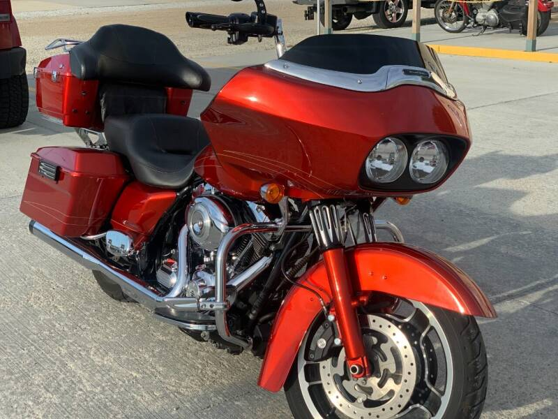 2013 Harley Davidson FLTRX Road Glide  Custom for sale at SEMPER FI CYCLE in Tremont IL