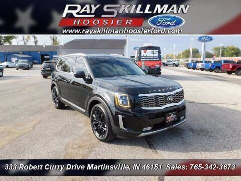 2021 Kia Telluride for sale at Ray Skillman Hoosier Ford in Martinsville IN