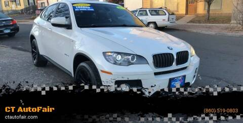 2011 BMW X6 for sale at CT AutoFair in West Hartford CT
