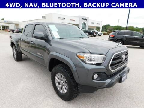 2016 Toyota Tacoma for sale at Stanley Chrysler Dodge Jeep Ram Gatesville in Gatesville TX