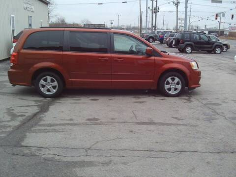 2012 Dodge Grand Caravan for sale at Settle Auto Sales TAYLOR ST. in Fort Wayne IN