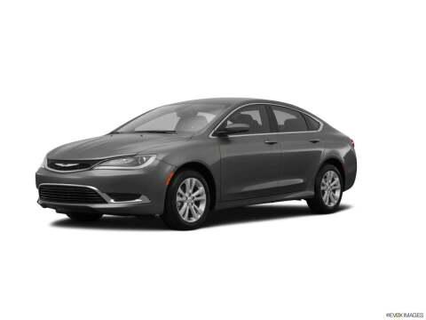 2015 Chrysler 200 for sale at Carros Usados Fresno in Fresno CA
