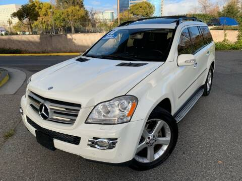 2008 Mercedes-Benz GL-Class for sale at Bay Auto Exchange in San Jose CA
