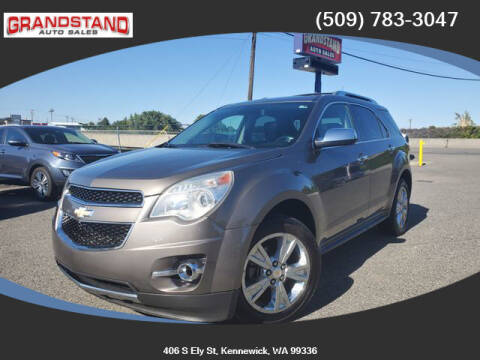 2012 Chevrolet Equinox for sale at Grandstand Auto Sales in Kennewick WA
