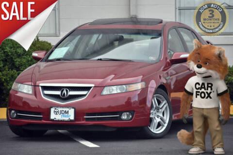 2008 Acura TL for sale at JDM Auto in Fredericksburg VA