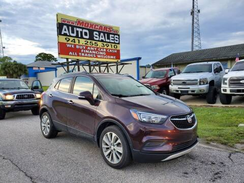 2017 Buick Encore for sale at Mox Motors in Port Charlotte FL
