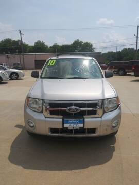 2010 Ford Escape for sale at Arak Auto Group - Arak Auto Broker in Kankakee IL