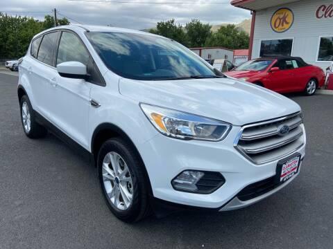 2017 Ford Escape for sale at Clarkston Auto Sales in Clarkston WA