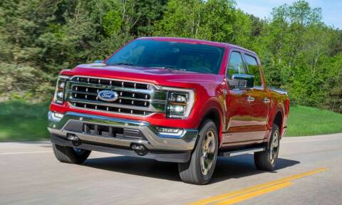 2021 Ford F-150 for sale at Diamante Leasing in Brooklyn NY