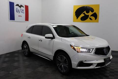 2019 Acura MDX for sale at Carousel Auto Group in Iowa City IA