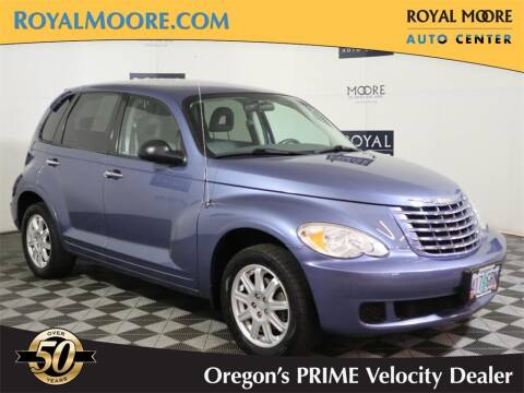 2007 Chrysler PT Cruiser for sale at Royal Moore Custom Finance in Hillsboro OR