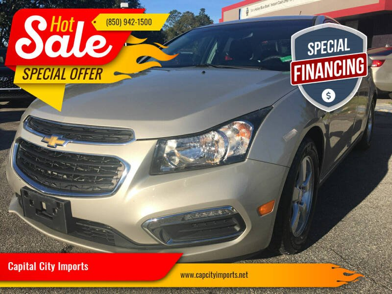2016 Chevrolet Cruze Limited for sale at Capital City Imports in Tallahassee FL