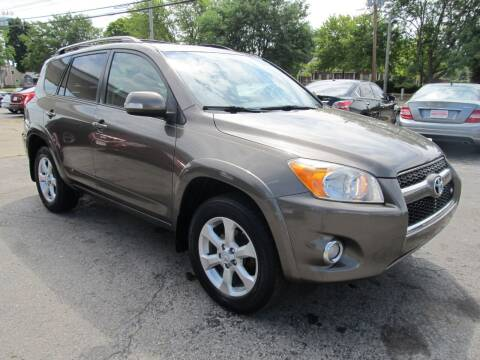 2010 Toyota RAV4 for sale at St. Mary Auto Sales in Hilliard OH