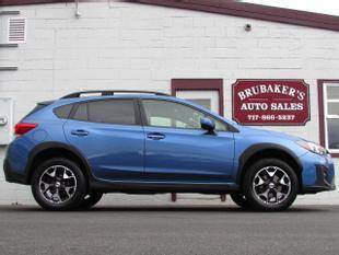 2018 Subaru Crosstrek for sale at Brubakers Auto Sales in Myerstown PA