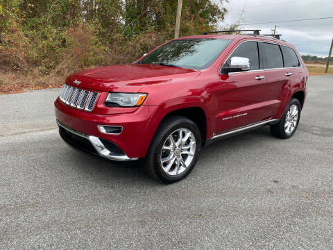 2014 Jeep Grand Cherokee for sale at Autoteam of Valdosta in Valdosta GA