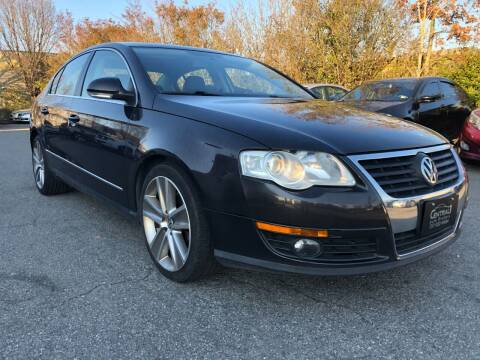 2010 Volkswagen Passat for sale at Central 1 Auto Brokers in Virginia Beach VA