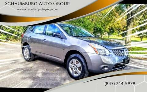 2009 Nissan Rogue for sale at Schaumburg Auto Group in Schaumburg IL