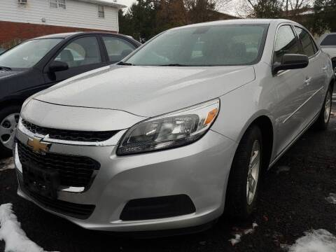 2014 Chevrolet Malibu for sale at JD Motors in Fulton NY