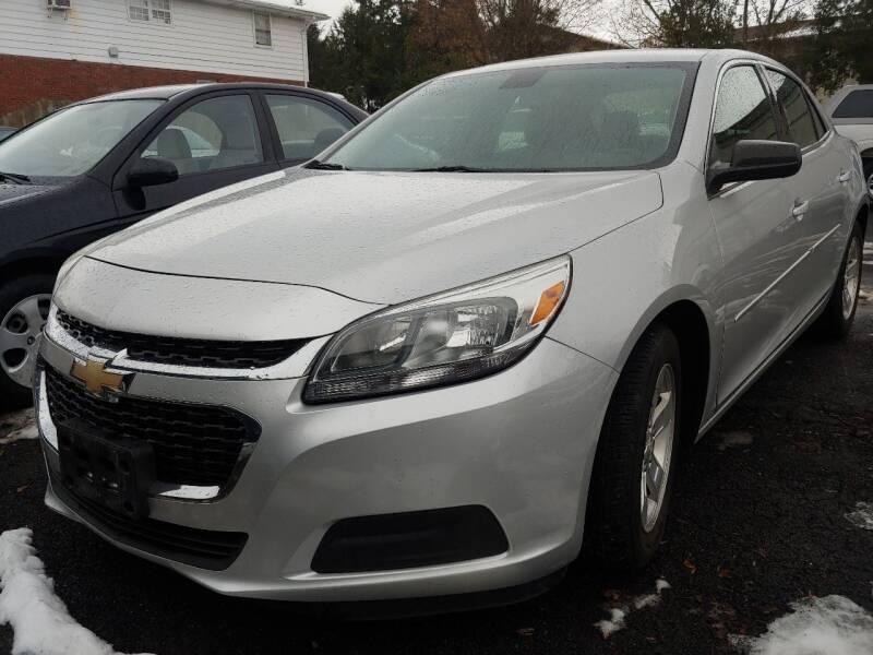 2014 Chevrolet Malibu for sale at JD Motors in Fulton NY