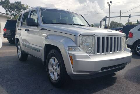 2010 Jeep Liberty for sale at Linus International Inc in Tampa FL