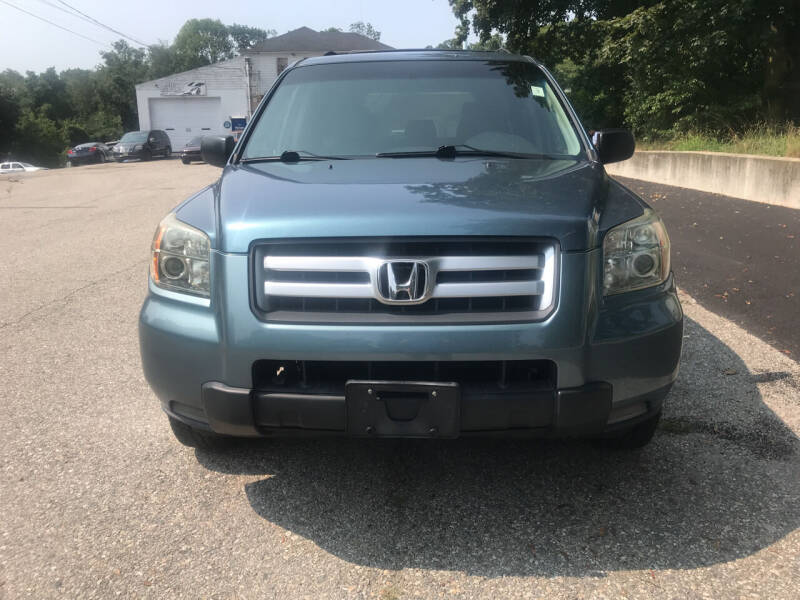 2006 Honda Pilot for sale at Worldwide Auto Sales in Fall River MA