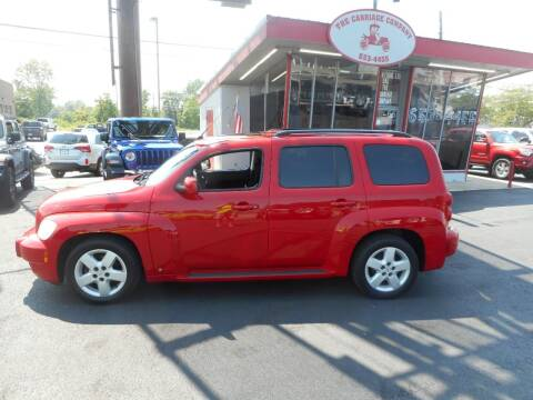 2009 Chevrolet HHR for sale at The Carriage Company in Lancaster OH