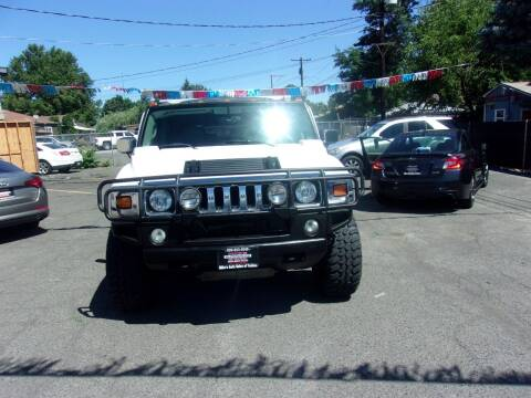 2004 HUMMER H2 for sale at Mike's Auto Sales in Yakima WA