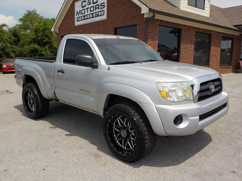 2008 Toyota Tacoma for sale at C & C MOTORS in Chattanooga TN