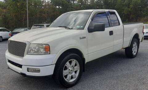 2004 Ford F-150 for sale at Bik's Auto Sales in Camp Hill PA
