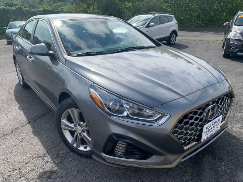 2019 Hyundai Sonata for sale at Bob Karl's Sales & Service in Troy NY