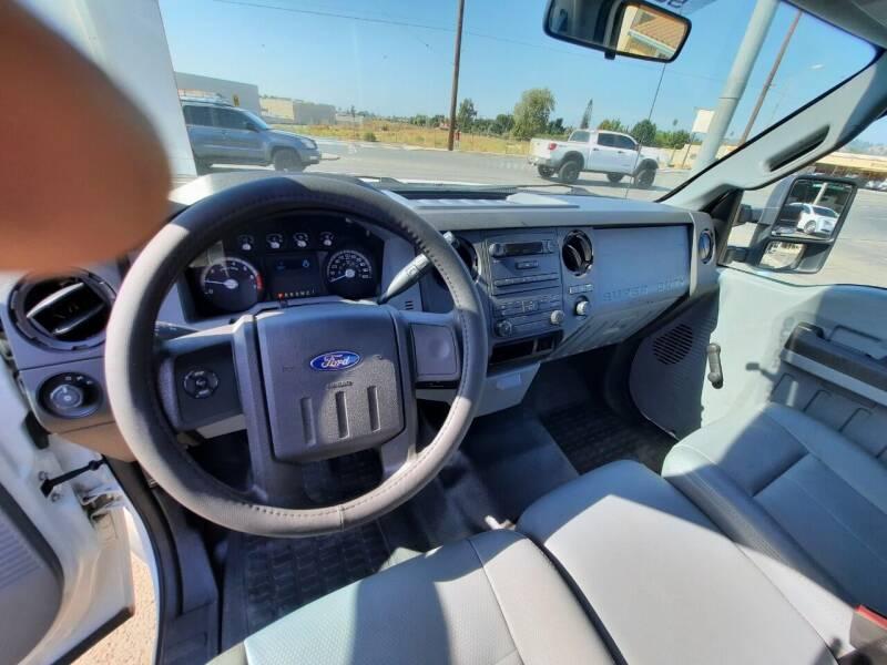 2012 Ford F-250 Super Duty 4X2 2dr Regular Cab 137 in. WB - La  Habra CA