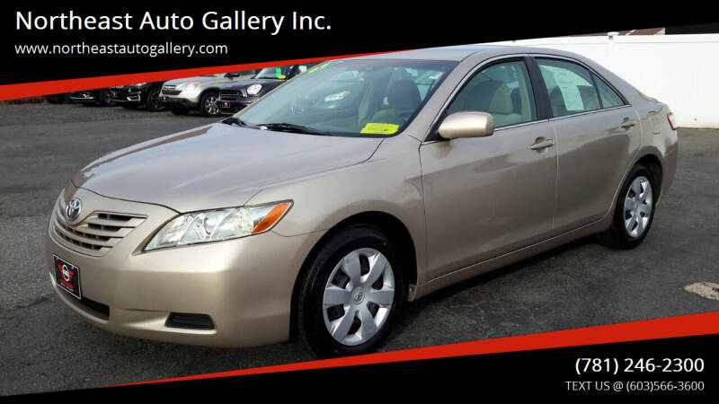 2007 Toyota Camry for sale at Northeast Auto Gallery Inc. in Wakefield Ma MA