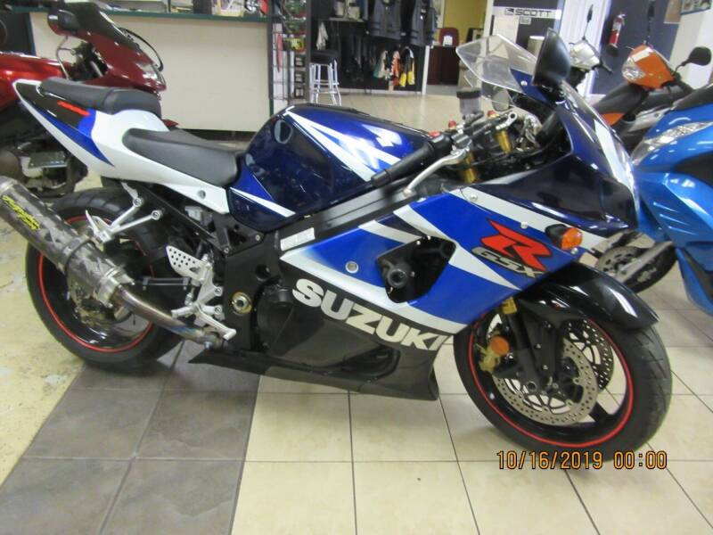 2003 Suzuki 1000 for sale at Trinity Cycles in Burlington NC