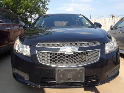 2013 Chevrolet Cruze for sale at Auto Haus Imports in Grand Prairie TX