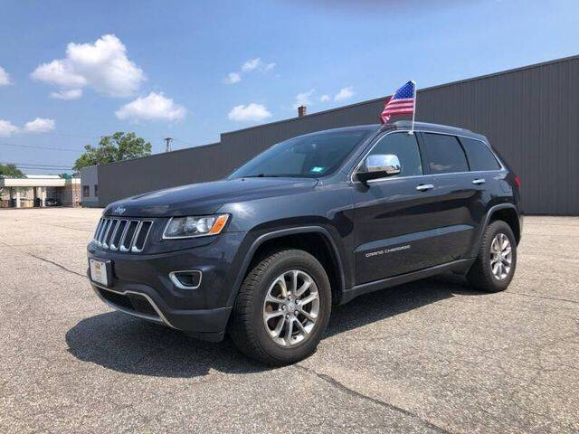 2014 Jeep Grand Cherokee for sale at Ataboys Auto Sales in Manchester NH