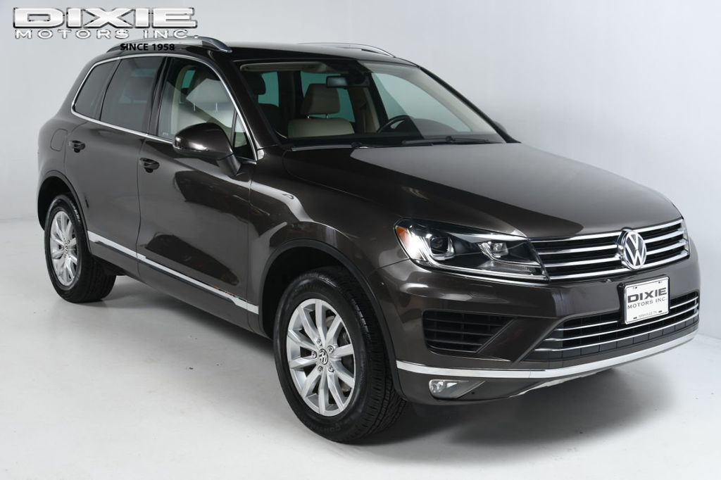 Used Volkswagen Touareg For Sale Carsforsale Com