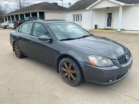 2006 Nissan Altima for sale at CarNation Auto Group in Alliance OH