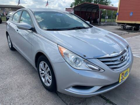 2011 Hyundai Sonata for sale at JAVY AUTO SALES in Houston TX